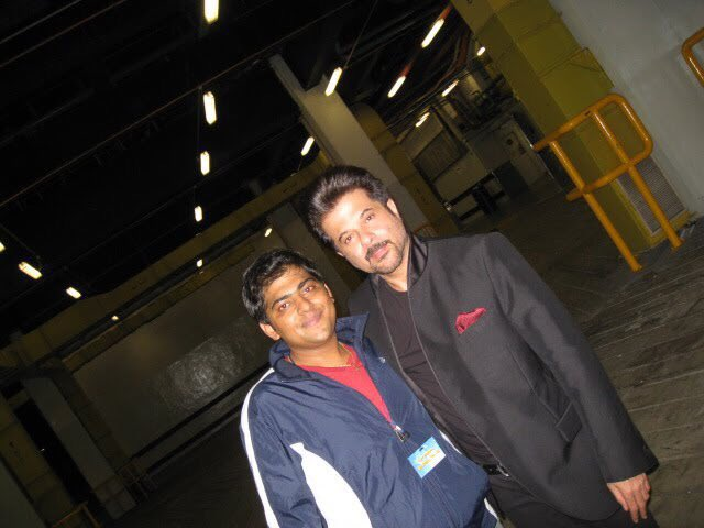 Birthday Young Man Mr.Anil Kapoor