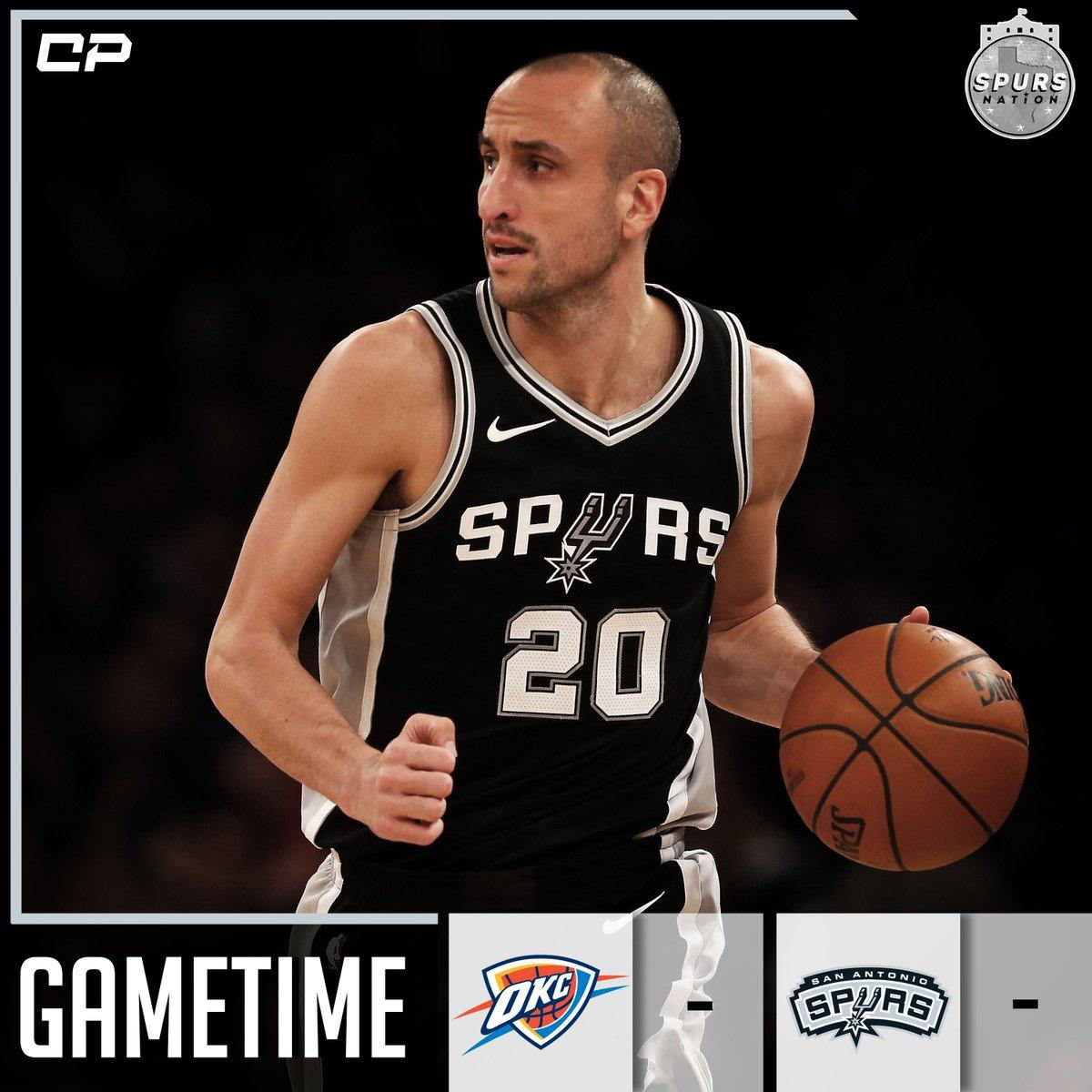 "Spurs Nation On Twitter: ""[GAMETIME] The Spurs Visit The"