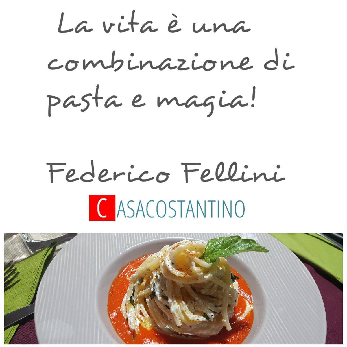 http://ItalyGourmet.co #Cucina #ItalianRecipesLa vita è una combinazione di #pasta e magia. #mood #casacostantino #food #ricetta #recipe #madeinitalyhttps://t.co/88Z60qrhLi — Casacostantino (@casacostantino1) January 7, 2018 - Ukustom