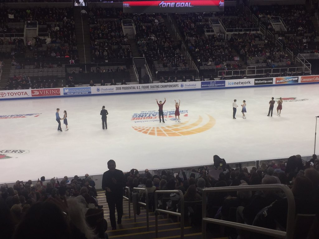 US Figure Skating Championships 2018: Live Updates and