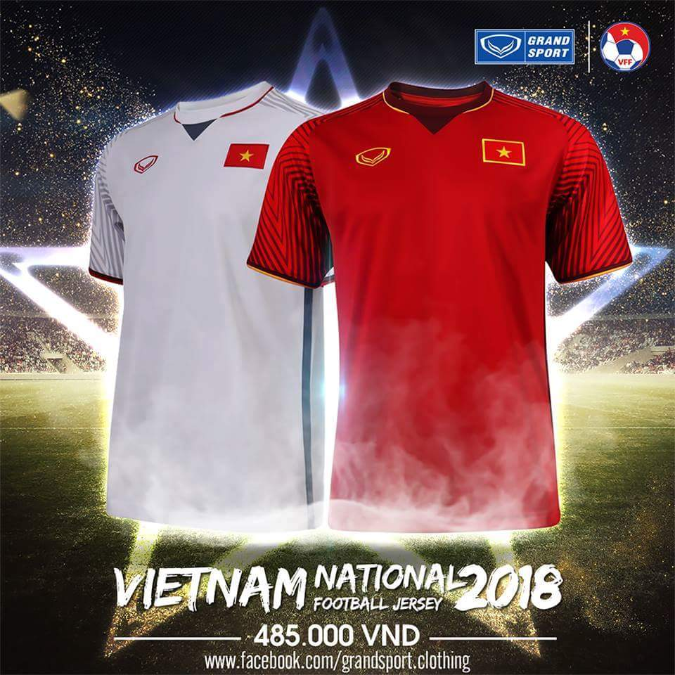 premium selection 744e9 43646 Vietnam football on Twitter: