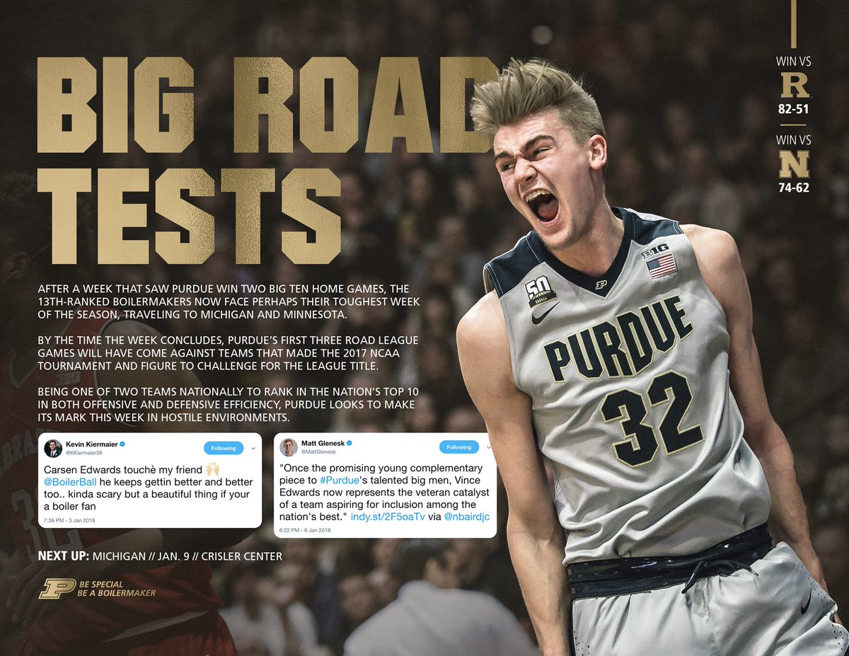 """purdue men's basketball on twitter: """"one game at a time. michigan"""