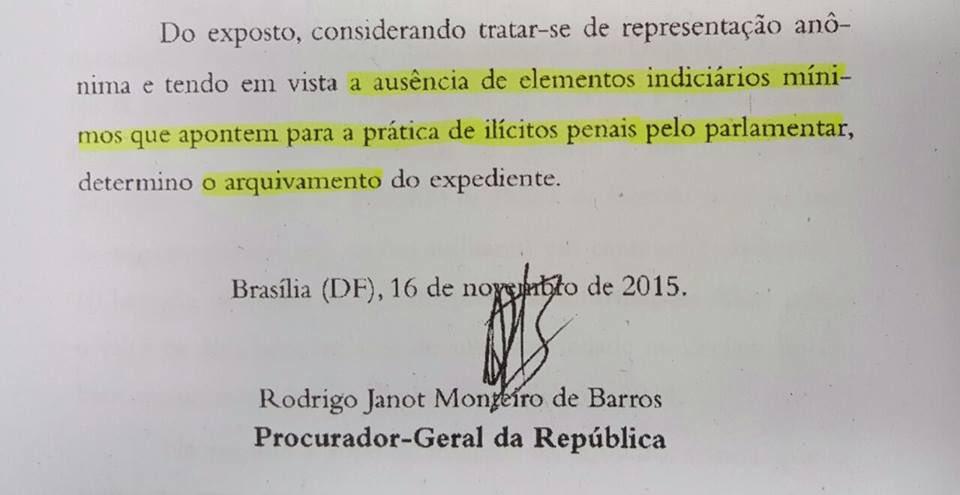 O Ministério Público e o patrimônio de B...