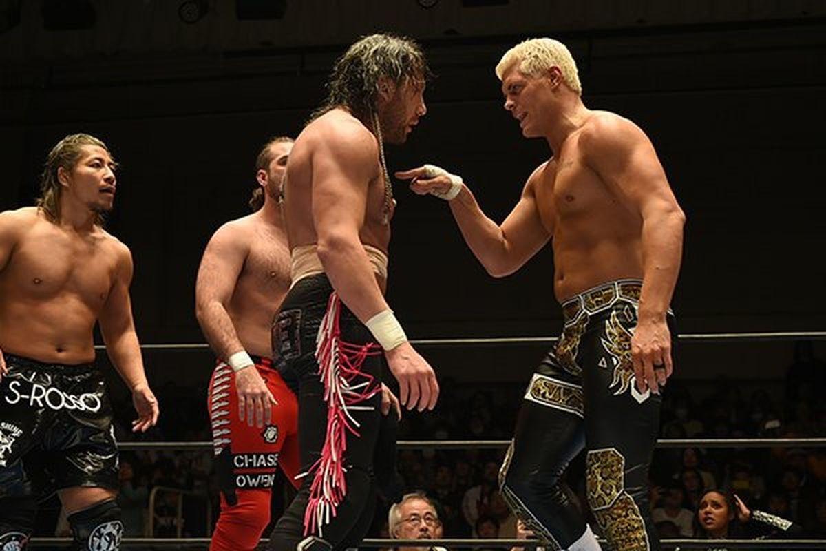 Ring Of Honor Suzuki Rhodes