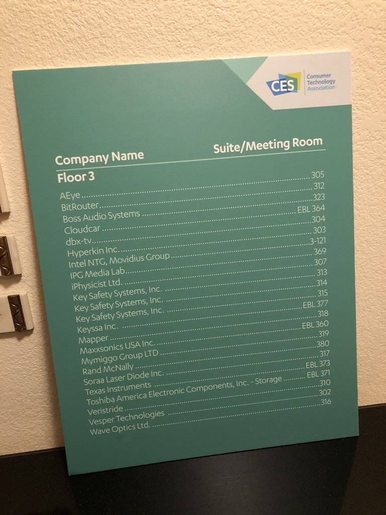 RT @cstoller: We have a suite, we have meetings, we have sessions and we have tours. BEST EVAR CES! @IPGLAB https://t.co/w96Vdk0kXM