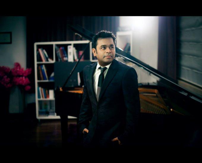 Happy Birthday To Isaipuyal A R Rahman Sir