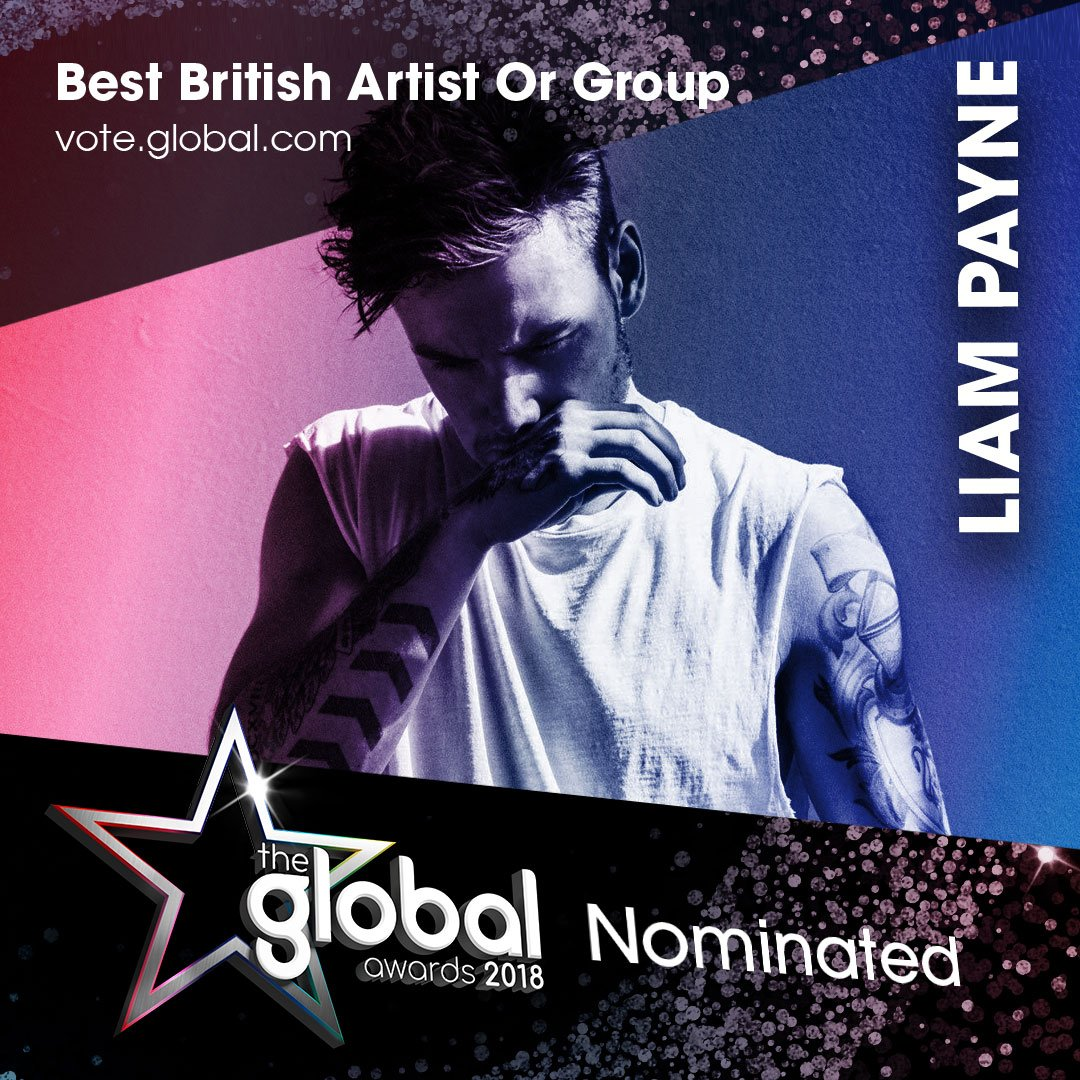 He wowed the crowds at our Summertime and Jingle Bell Ball in 2017, so is @LiamPayne  your 'Best British Artist'?   Have your say for #TheGlobalAwards ➡ https://t.co/sskYB41ct9 or via the @thisisglobal Player app