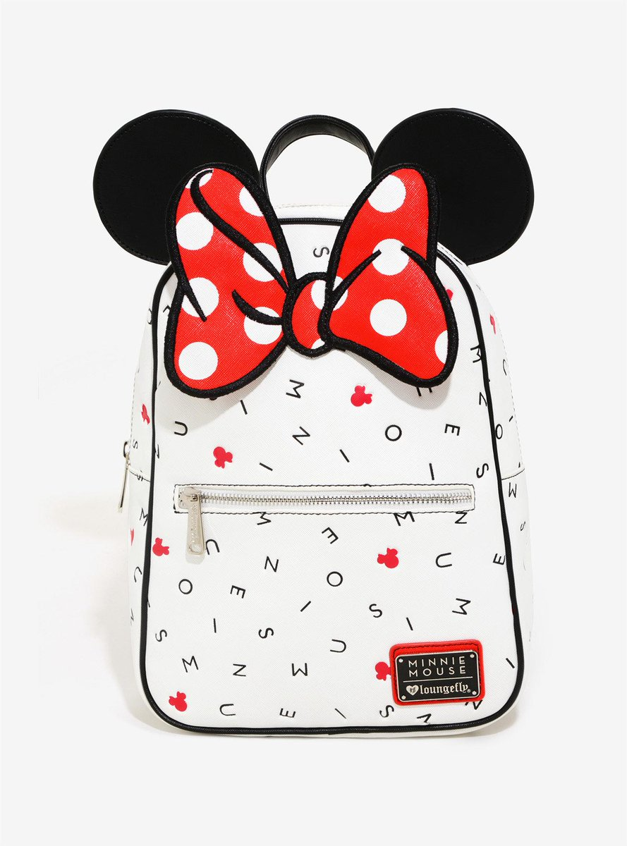 2c7271e6dfb This NEW  Loungefly  MinnieMouse Mini Backpack is tote-ally cute and will  help provide 5 meals. https   t.co ZDNdb6hyJJ  Disney…  https   t.co YRulDqdecw