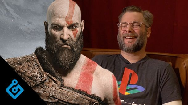 Want to see God of War's creative director answer 102 questions about the game in 6 minutes? Check out our new video interview to learn a ton about the upcoming PS4 game. https://t.co/iN9RjLaCN4