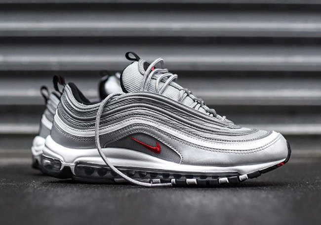 more photos f8621 703eb ... sneakerb0b releases 6ec17 410b9  new zealand sole links on twitter few  sizes restocked gs nike air max 97 silver bullet