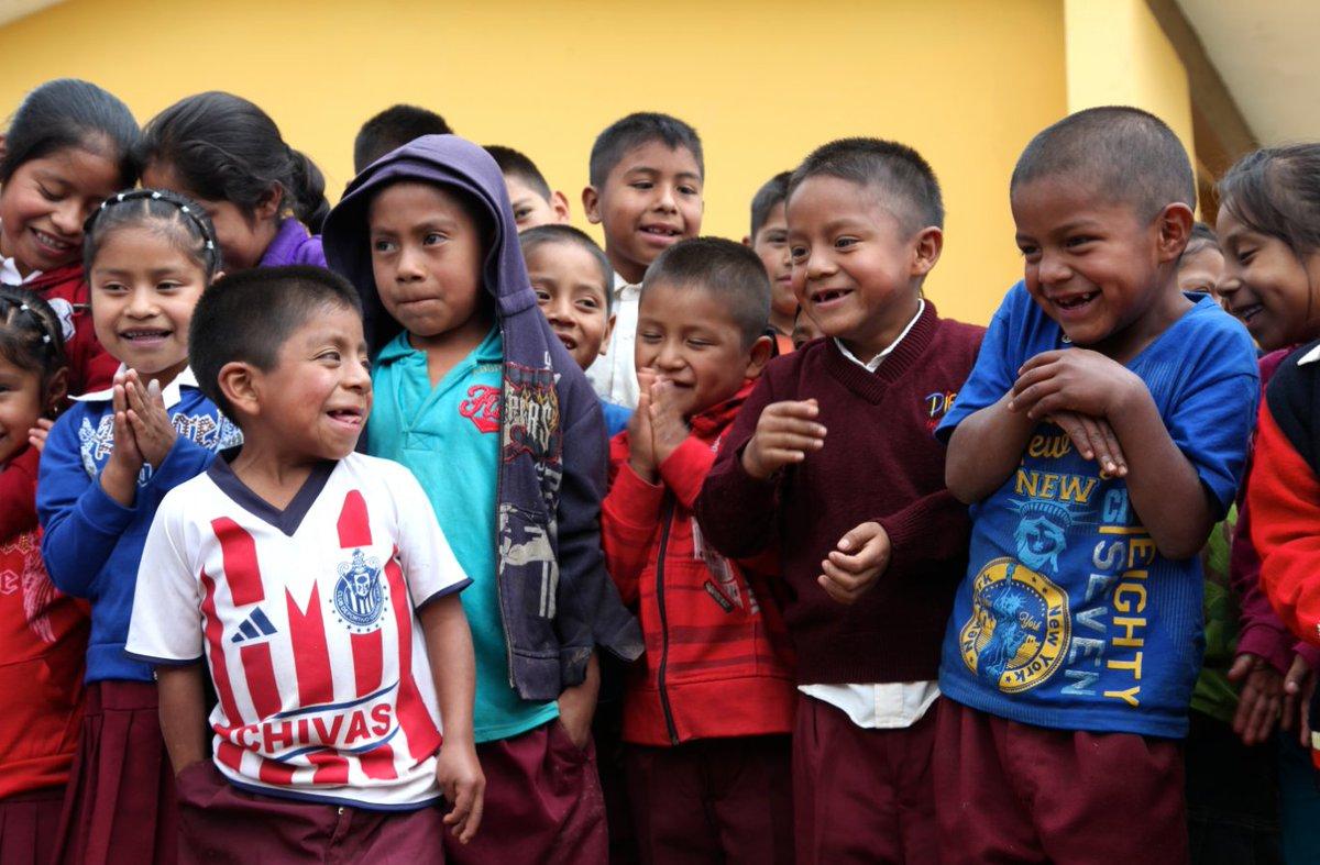 """""""Los niños son la esperanza del mundo.""""..."""