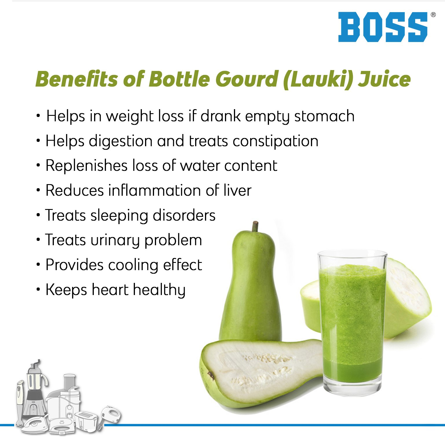 "boss home appliances on twitter: ""8 incredible health"
