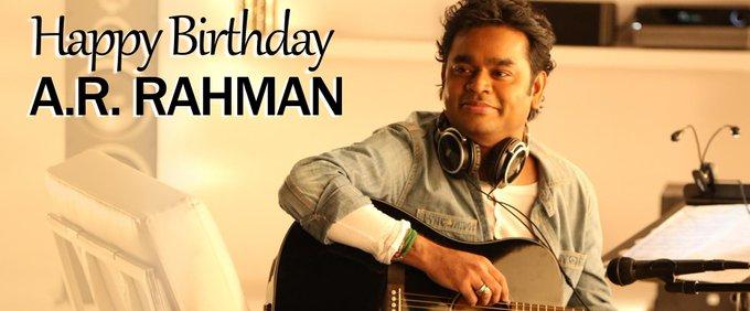 # Wish  # You # Happy  # Birthday  A.R. RAHMAN