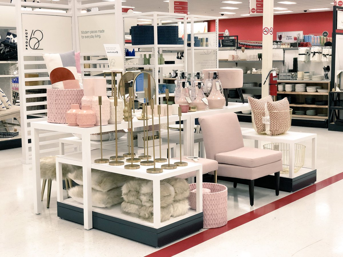 Home Innovation complete! #Project62 #VM #TeamTarget #visualmerchandising #homeaesthetic