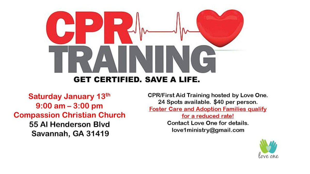 Love one inc on twitter dont forget about this cpr class if love one inc on twitter dont forget about this cpr class if you are fostering or adopting from foster care you will need it xflitez Images