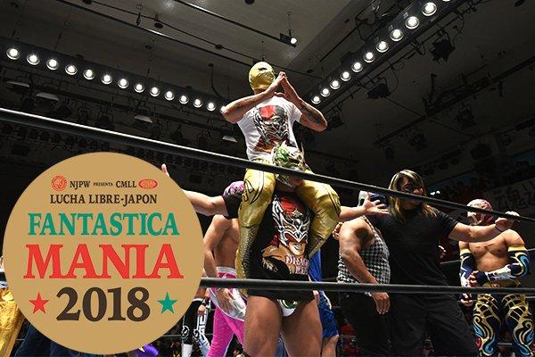 Image result for Fantastica Mania 2018