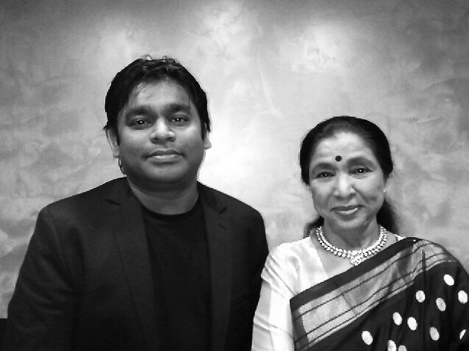 Happy birthday to the talented A. R. Rahman! Wishing you a blessed day!