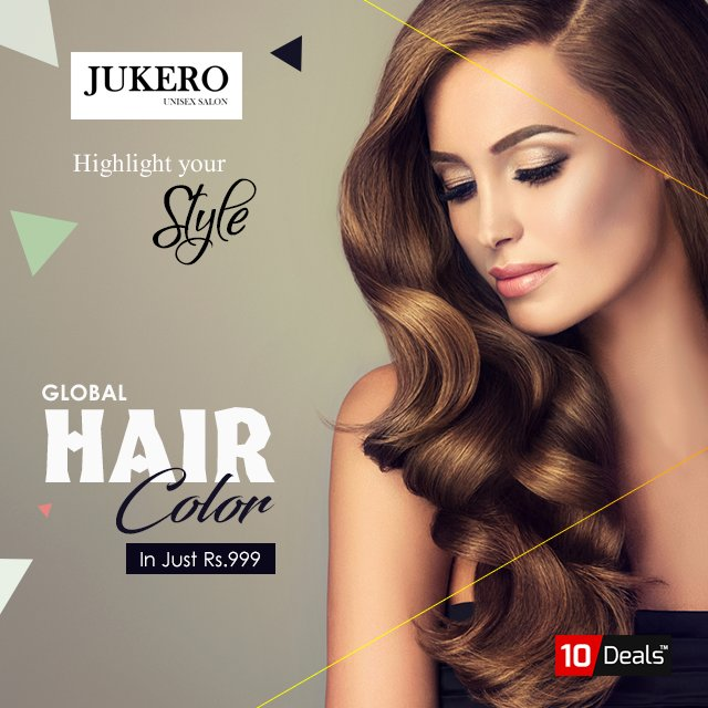 10deals On Twitter Highlight Your Style With Global Hair Color In