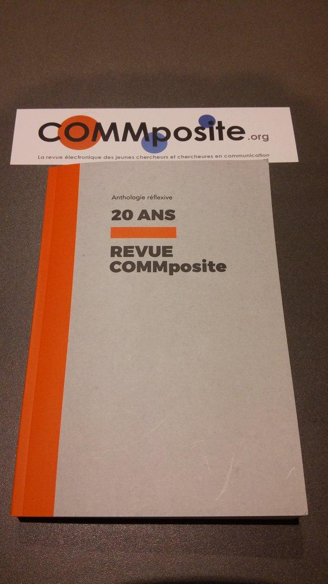 Jean Claude Domenget On Twitter La Revue Commposite A