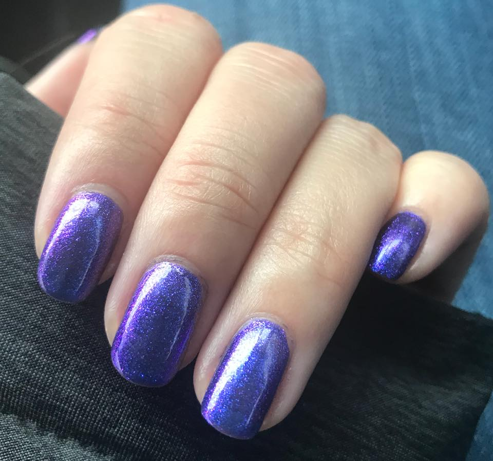 Alisa Jammin On Twitter Mani Of The Day Is The Limited Edition