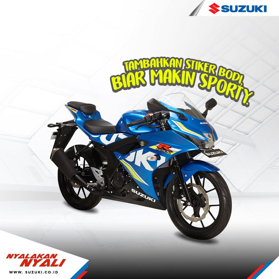 Suzuki Motor Id Official Auf Twitter Modif Gsx Kesayangan