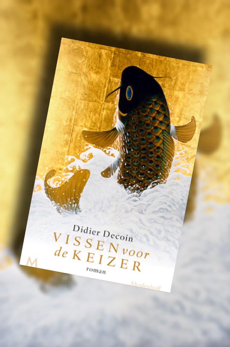 Didier Decoin - Vissen voor de keizer
