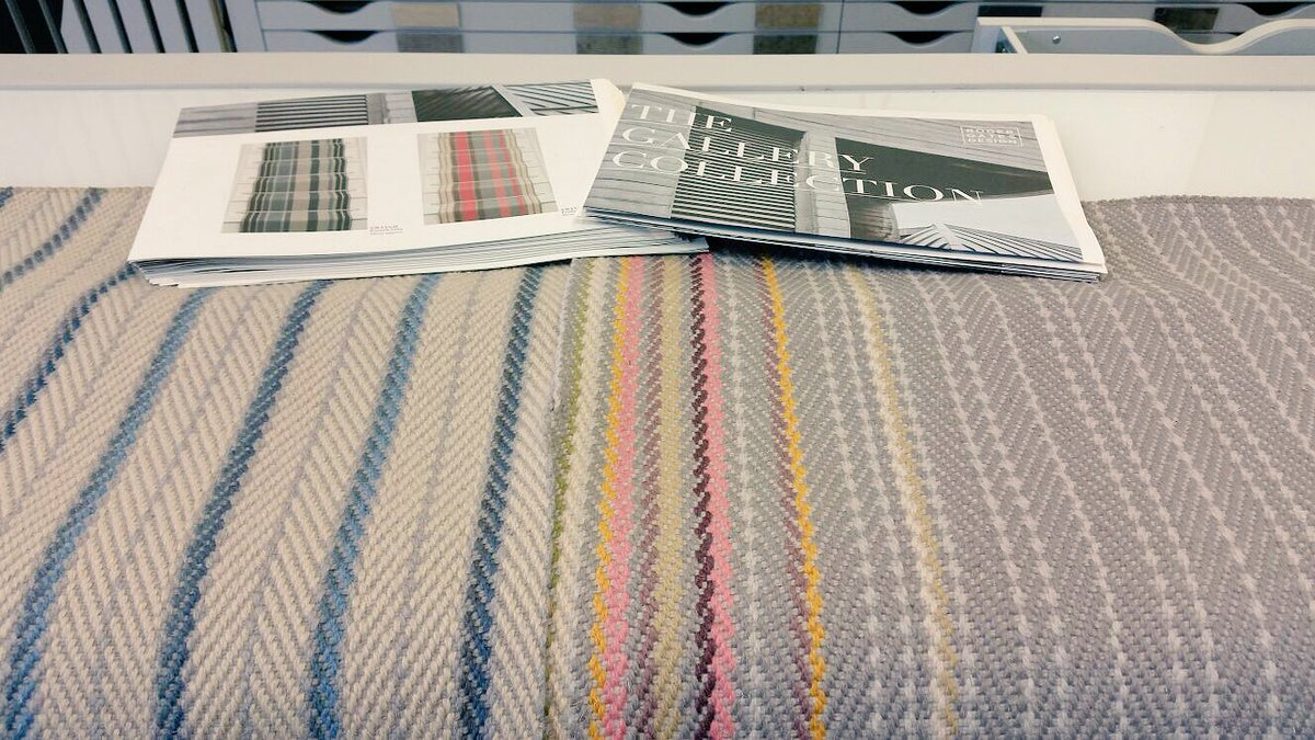 HNY indeed! Just landed, the beautiful new #gallerycollection from @Roger_OatesUK . We have the largest selection of woven runners, so if you are planning on beautifying your stairs come and say hello. We also have a lovely #SALE on right now! #stairrunner #dulwich #blackheath