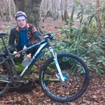 Getting the off season miles in any way I can. Today the mid-winter jungle of Epping Forest!  #TORQFuelled @TORQfitness
