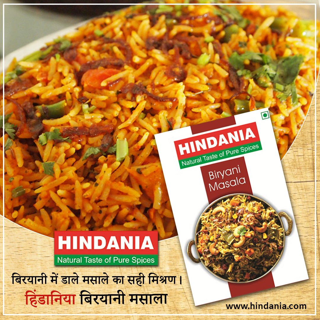 Hindania Spices (@HindaniaSpices) | Twitter