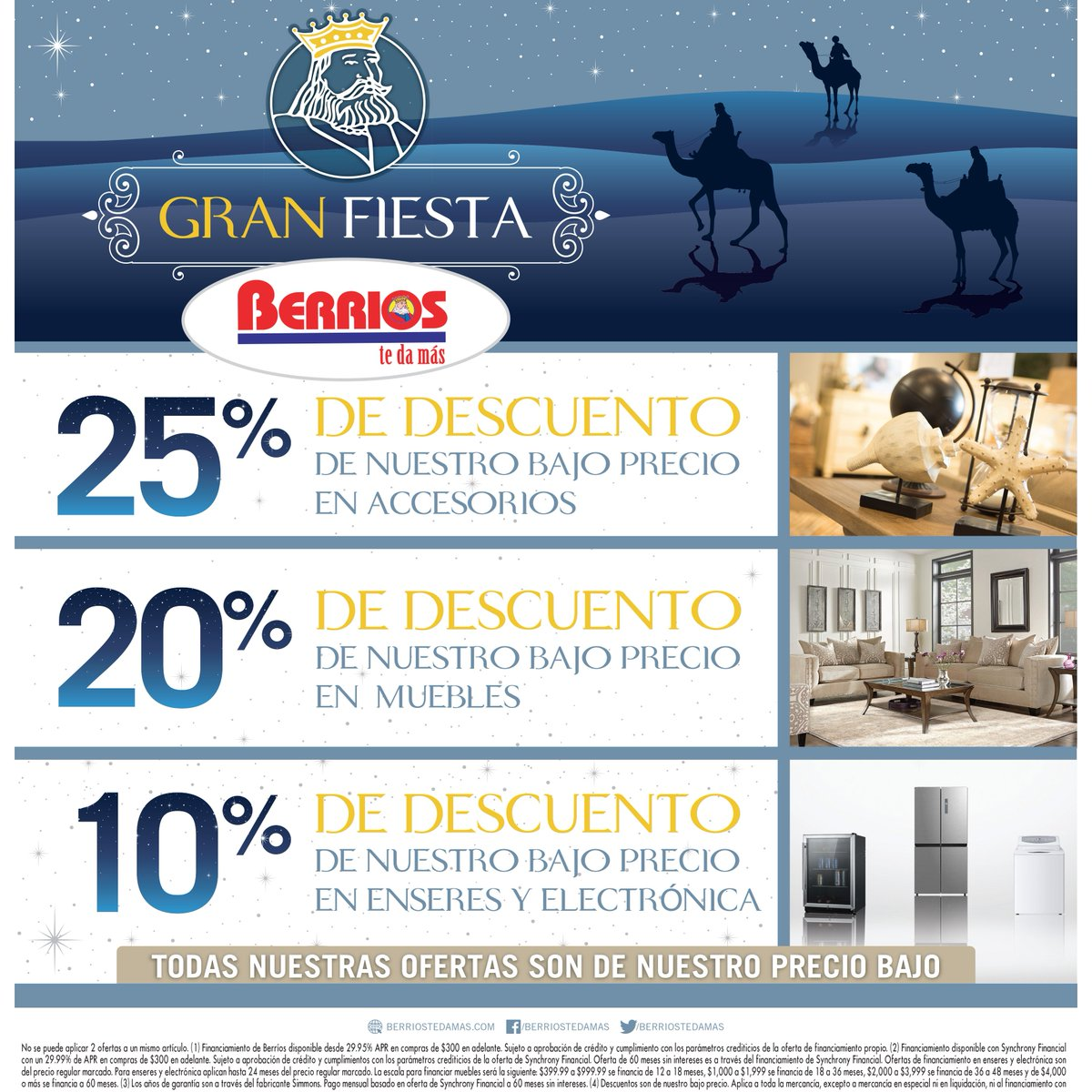 Shopper Rooms To Go Enero