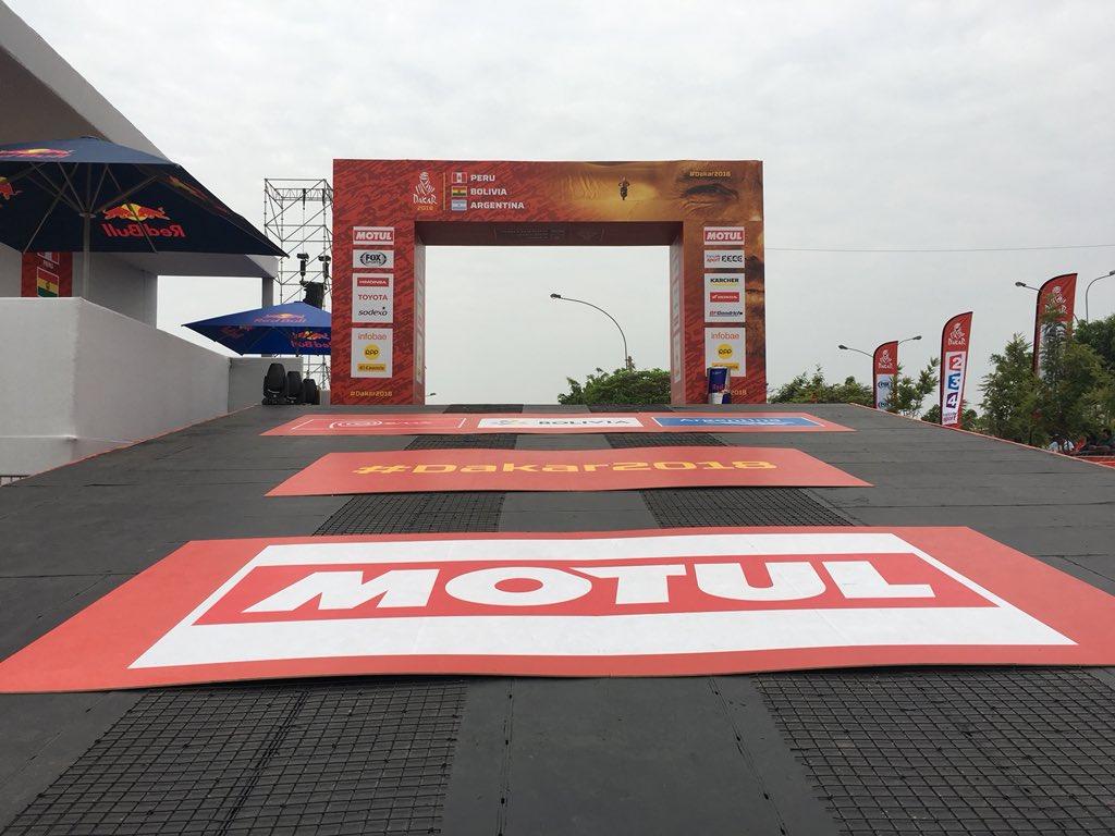 2018 40º Rallye Raid Dakar Perú - Bolivia - Argentina [6-20 Enero] - Página 4 DS2zSivUQAAFl8B
