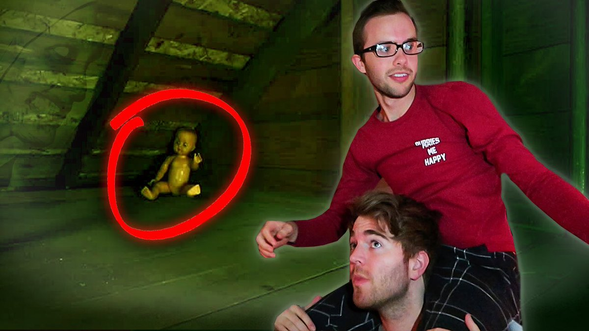 NEW VIDEO!! BOYFRIEND GHOST HUNTING! htt...