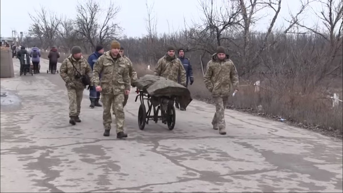 Donbass today