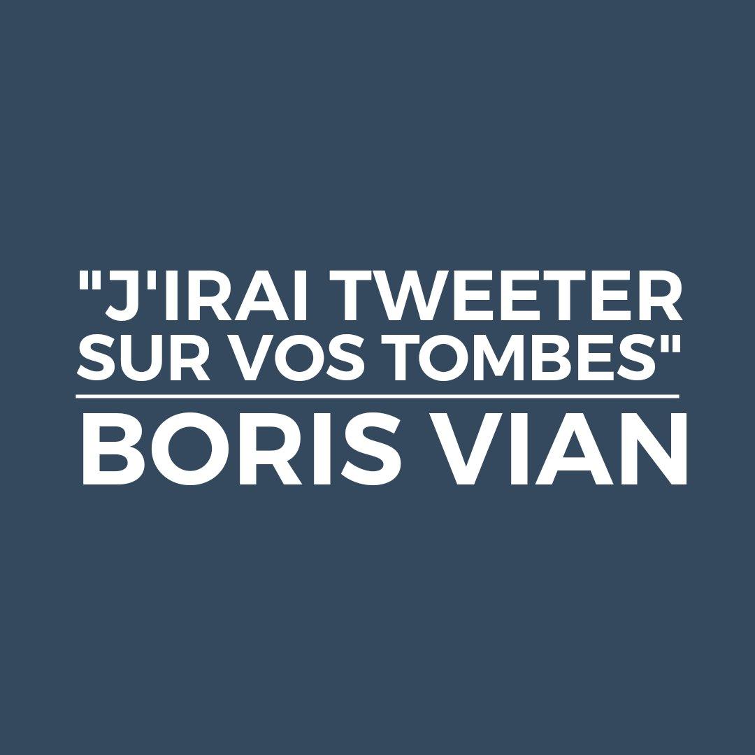 Borisvian Hashtag On Twitter