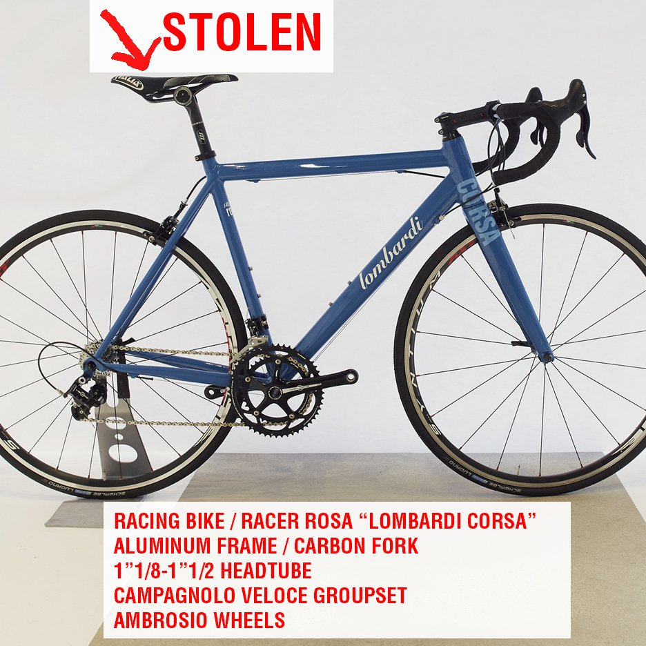 Racer Rosa Bicycles on Twitter: \