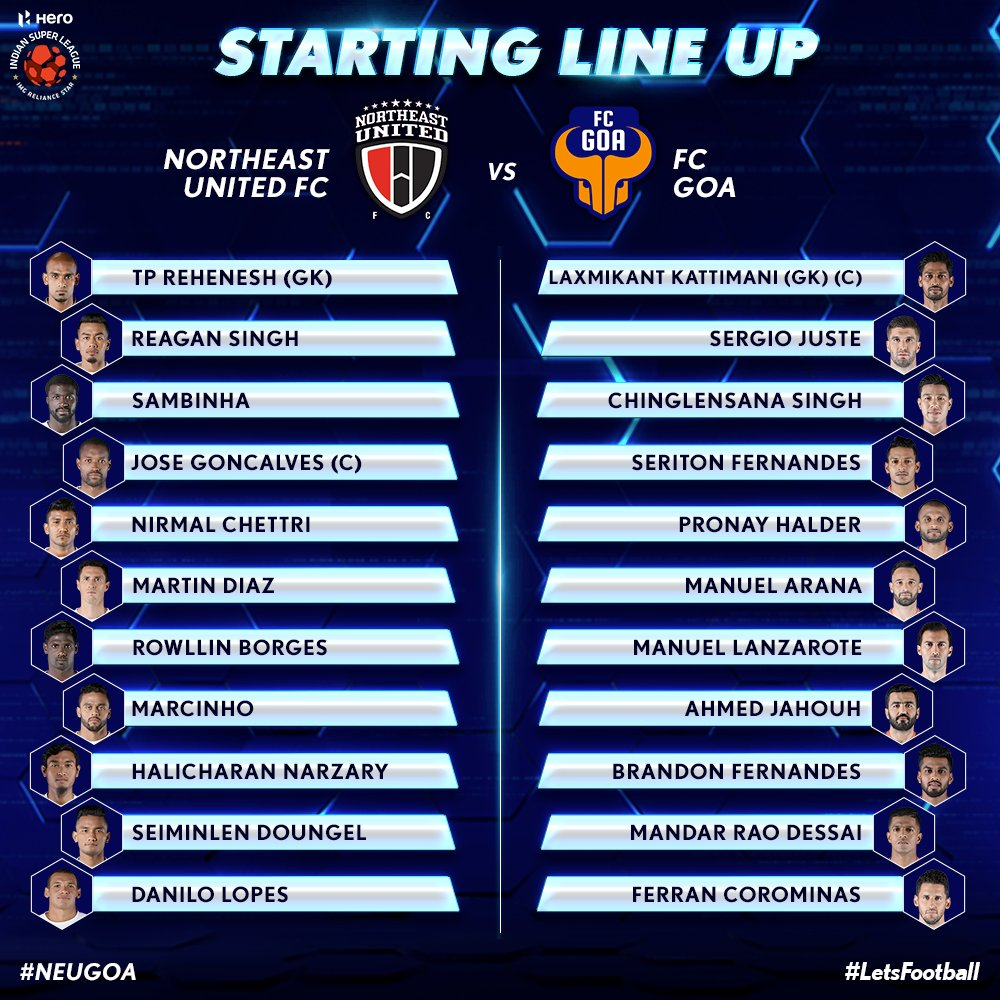 Indian Super League on Twitter: