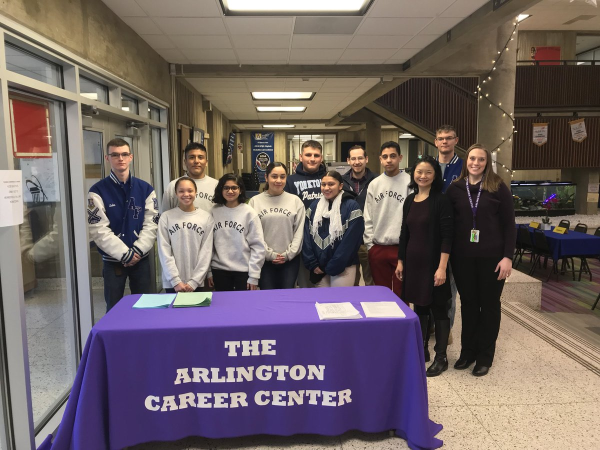 Arlington Career Center >> Aps Career Center On Twitter Final Preparations For Acc S