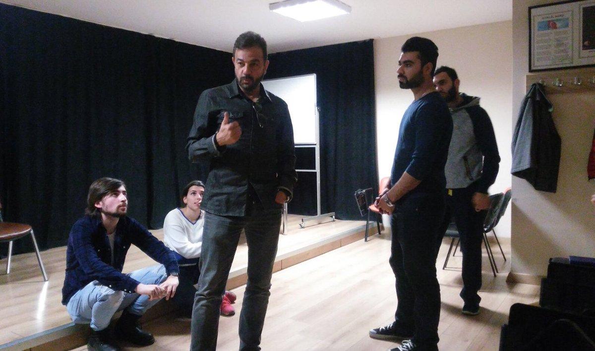 Sakm Tiyatro On Twitter Kerem Alışık Atölyesi 3 Ankara Akademi