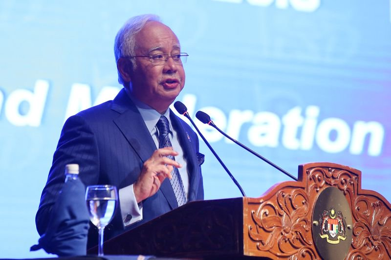 In anti-terrorism dialogue, Najib says Putrajaya has always advocated moderation. Mr Najib Razak​ said to date, 95 Malaysians had been identified as having travelled to join Islamic State in Syria and Iraq, of whom 34 had been killed. https://t.co/aLcTEXd1Yl