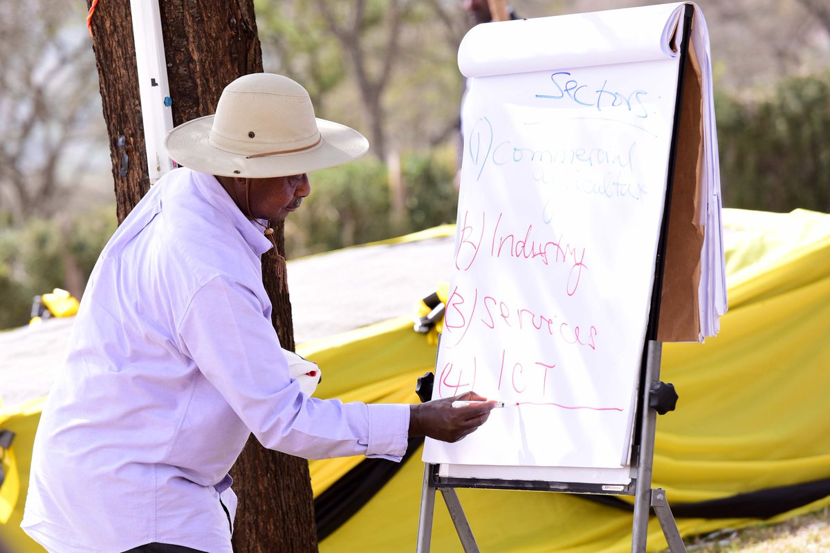 Yoweri K Museveni on Twitter: