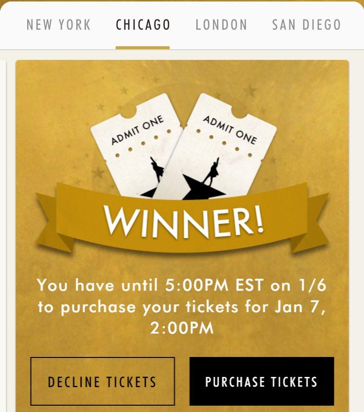 Has anyone actually ever won the Hamilton lottery?