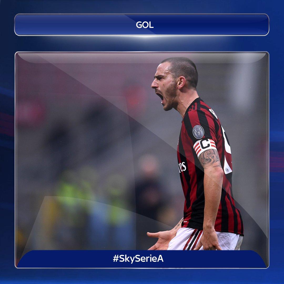 Sky Sport's photo on #Bonucci