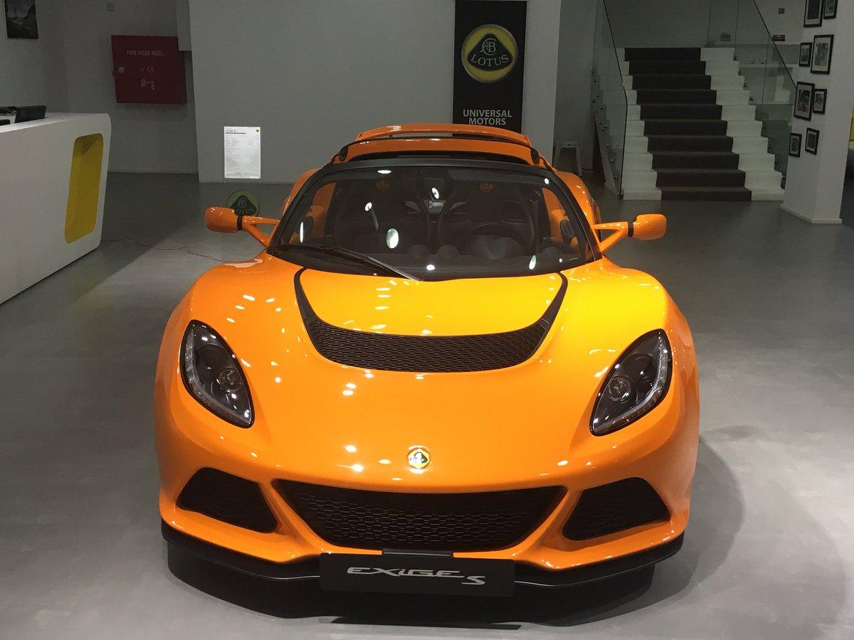 Lotus Cars Qatar on Twitter: