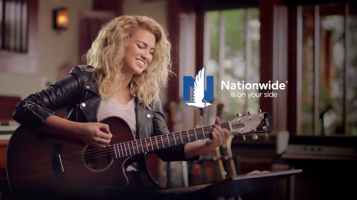 honored to share my take on the nationwide jingle