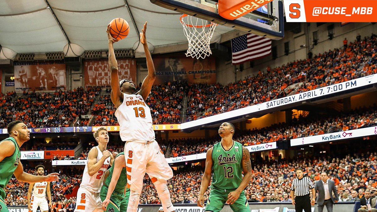 Syracuse Basketball On Twitter Today S Carrier Dome