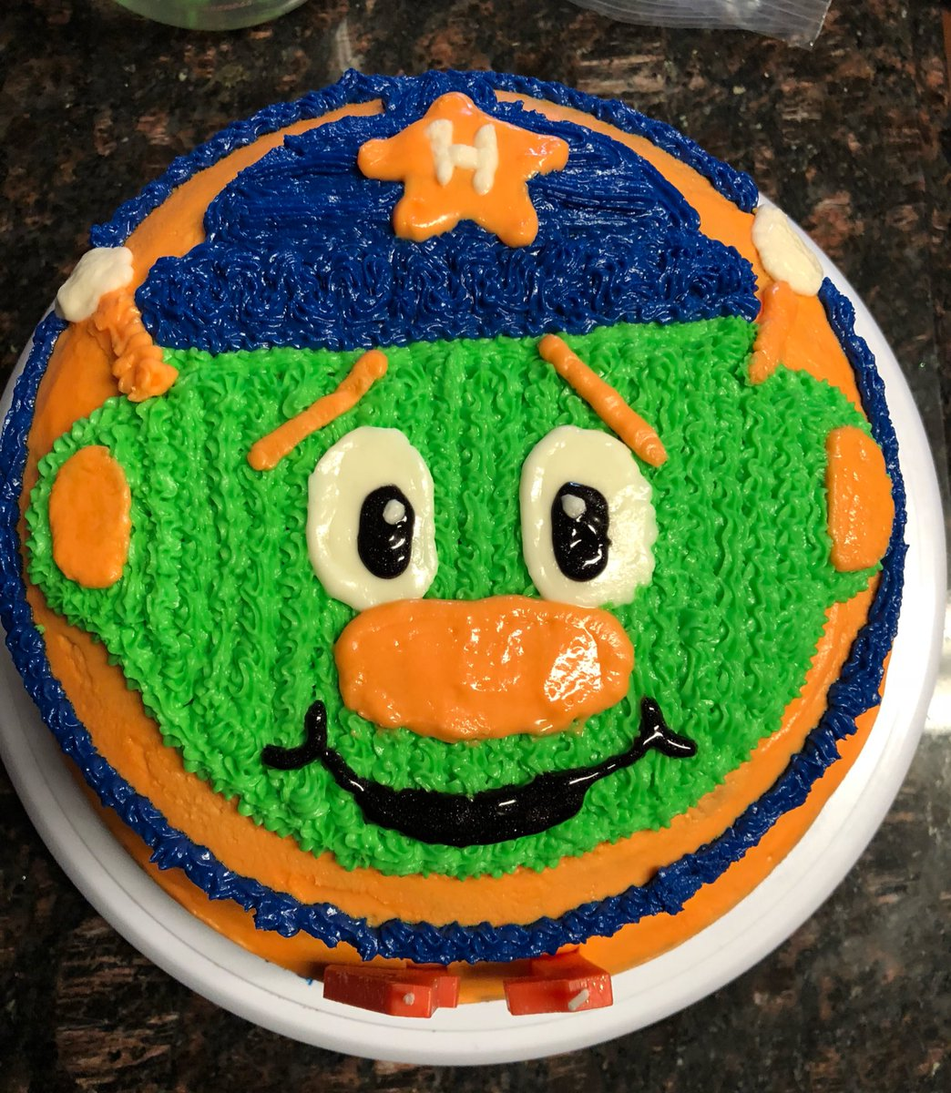 Excellent David Nieto On Twitter My Birthday Cake Go Astros Astros Personalised Birthday Cards Paralily Jamesorg