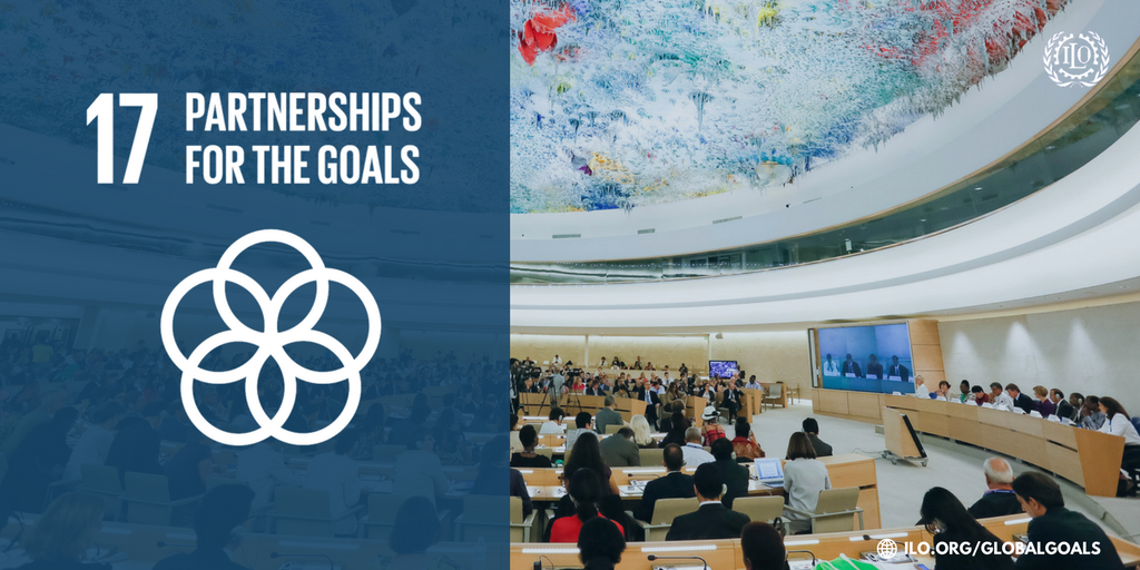 Partnerships play a central role in helping us achieve the #GlobalGoals. Here's why: https://t.co/GMyb3XI9ya https://t.co/sZ1GcOz39b