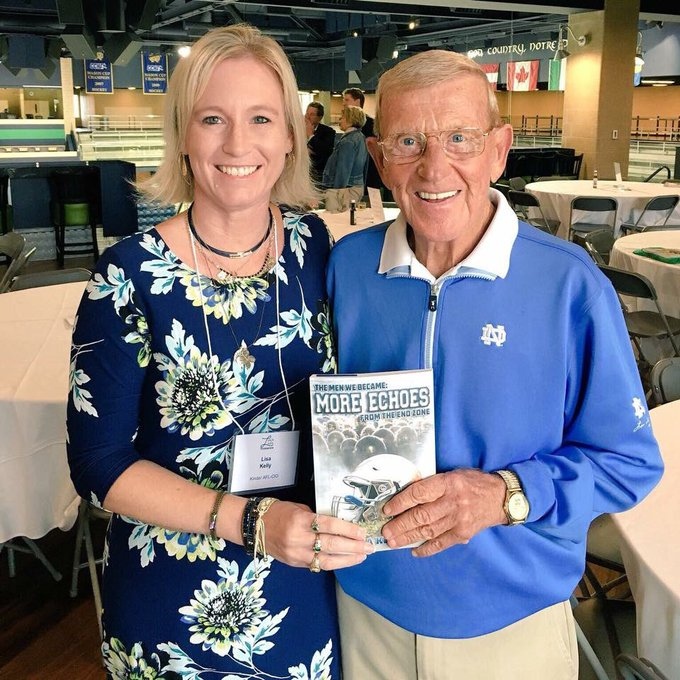 Happy Birthday, Coach Lou Holtz!!