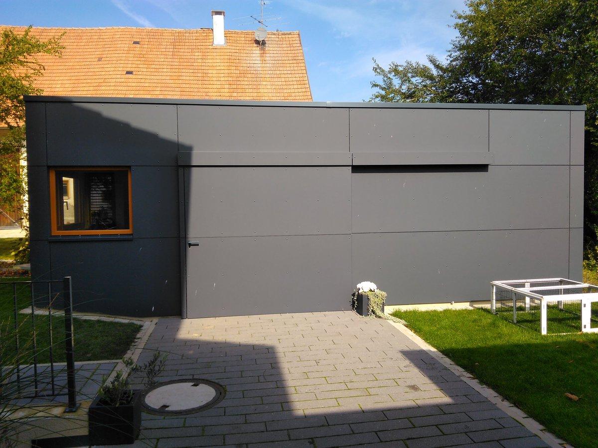 """holzbau rapp on twitter: """"#modernes und #individuelles #gartenhaus"""