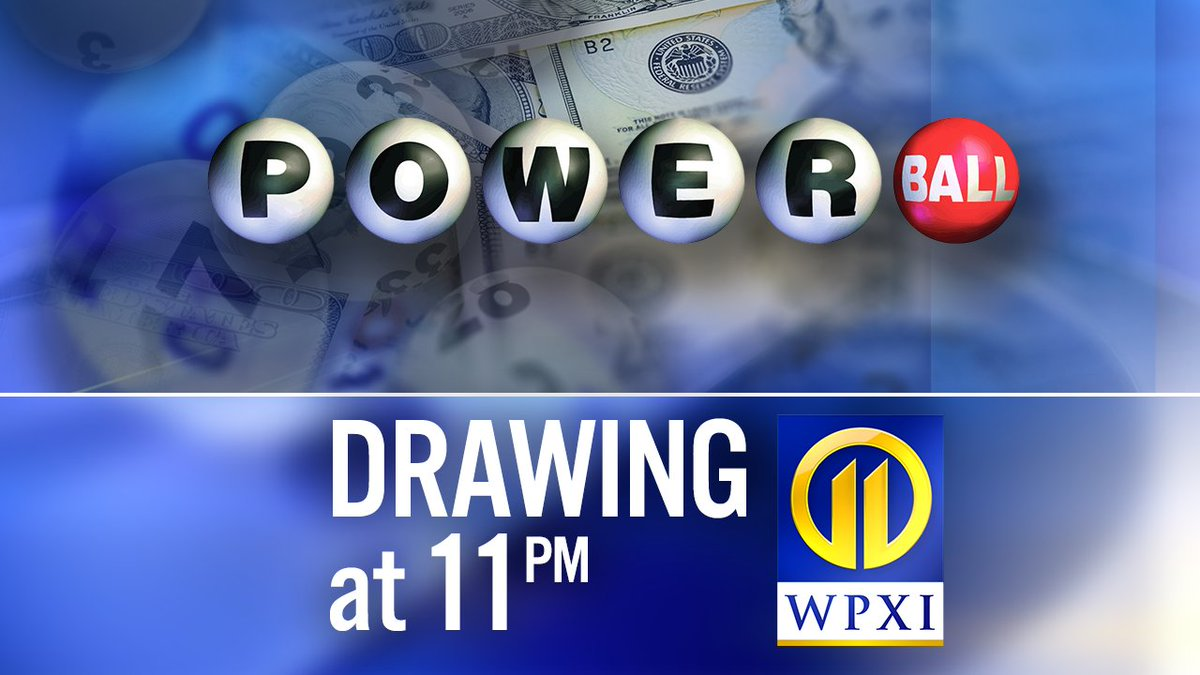 Wpxi On Twitter Powerball Tonight S Jackpot Has Climbed To